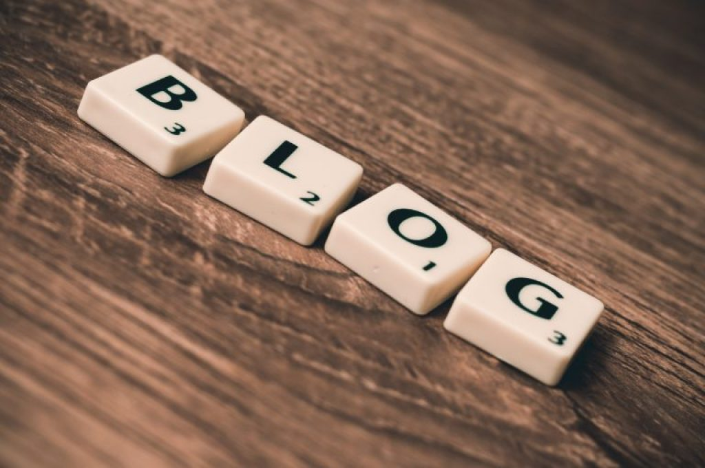 blog about your hobby