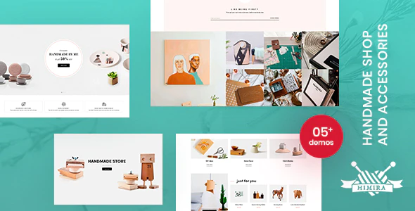 Himita - Handmade Shop And Accessories Shopify Theme