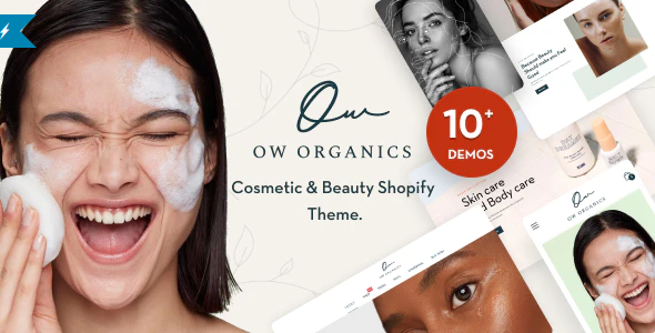 Oworganic - Multipurpose Sections Shopify Theme
