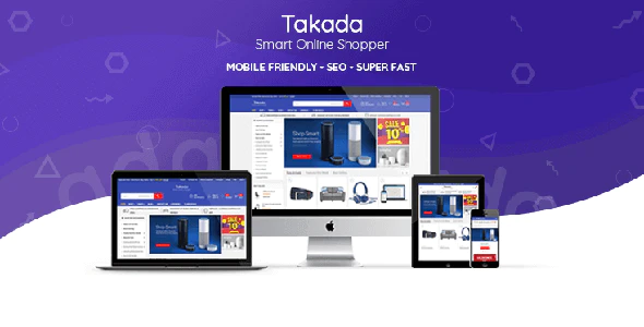 Takada - Sectioned Shopify Theme for AliExpress Dropshipping Store