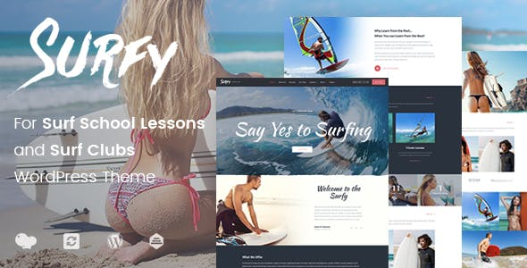 Surfy - Surfing and Water Sports