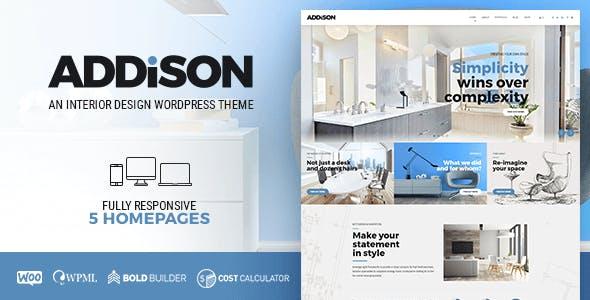 Addison - Architecture & Interior Design